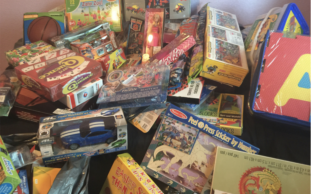 Toy Give Away Drive